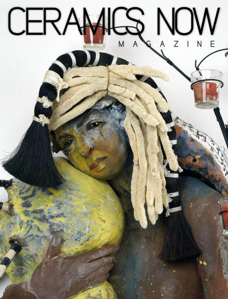 Ceramics Now Magazine Issue 1
