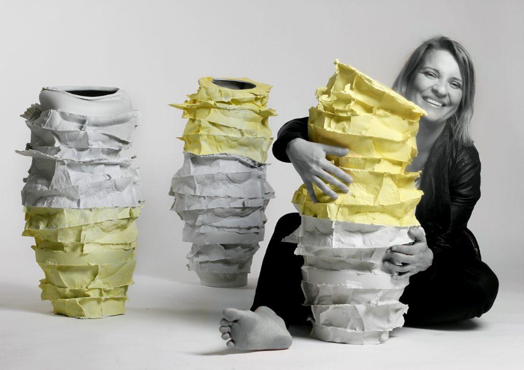 Monika Patuszynska Ceramic art
