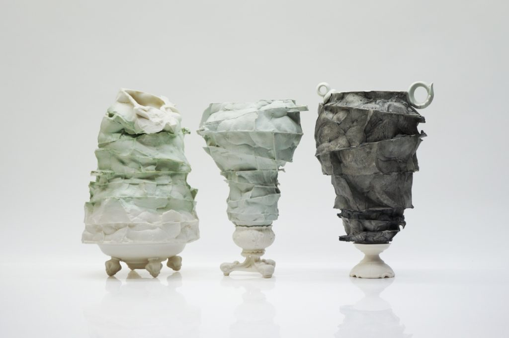Monika Patuszynska Ceramic artist