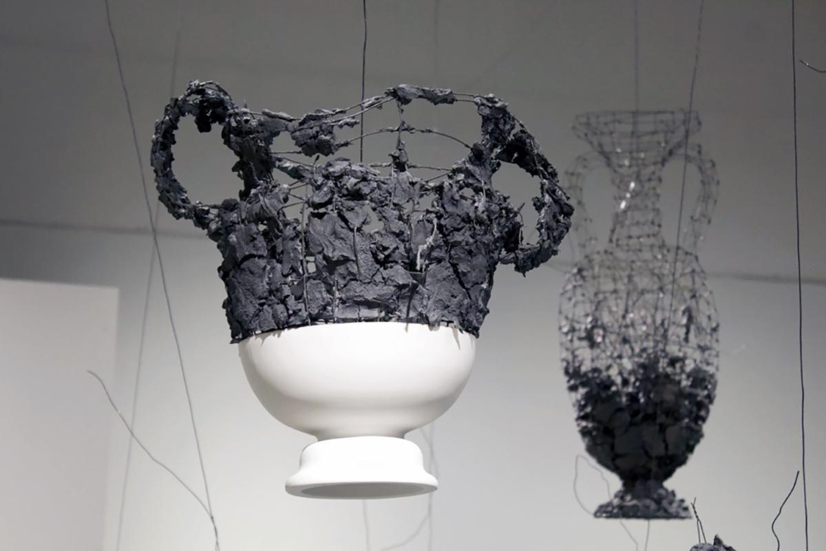 Adam Shiverdecker Ceramic artist