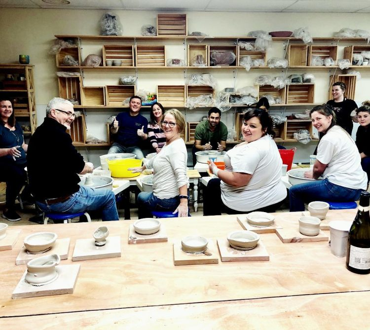 yonkers pottery