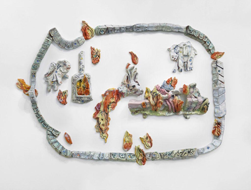 Judd Schiffman Ceramic artist
