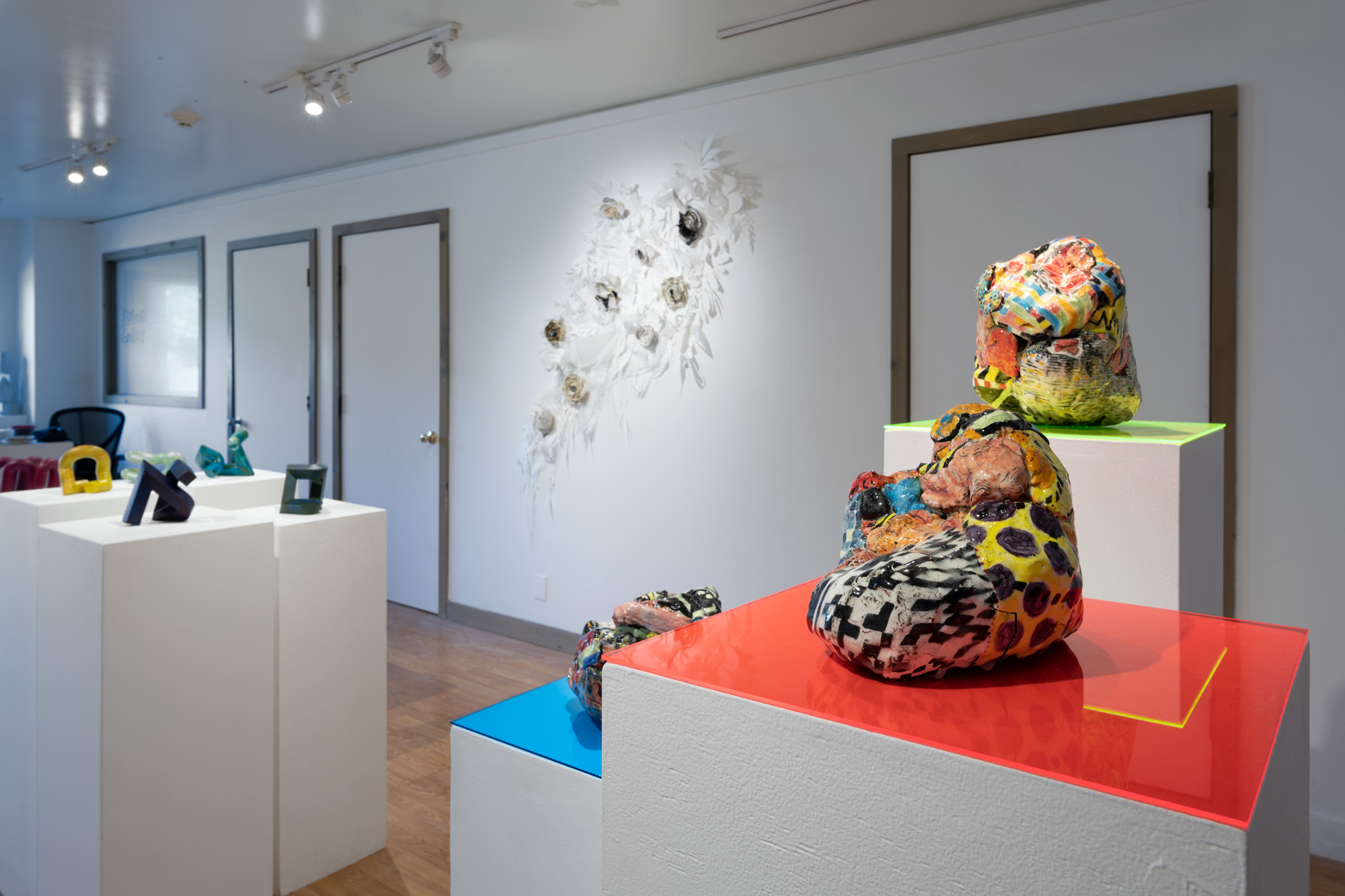 New Ownership (NFT Ceramics) at Eutectic Gallery, 2021